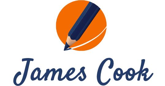 James Cook, Writer