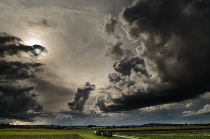 Finding the Silver Lining in the Storm